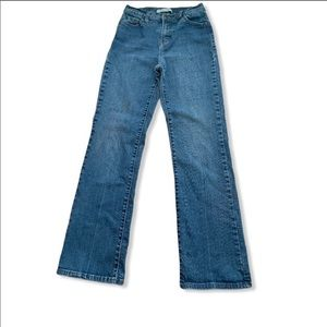 Vintage Levi's 512 boot cut jeans size 6 medium